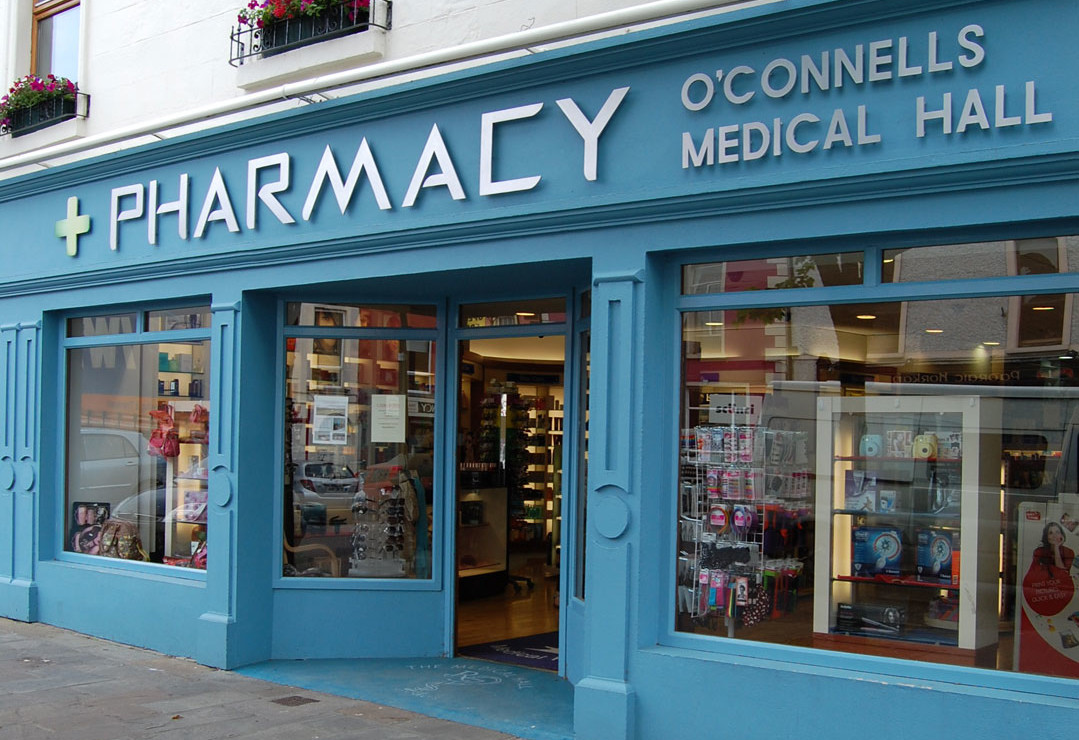 O'Connells-Medical-Hall-&Pharmacy-Swinford-Co-Mayo