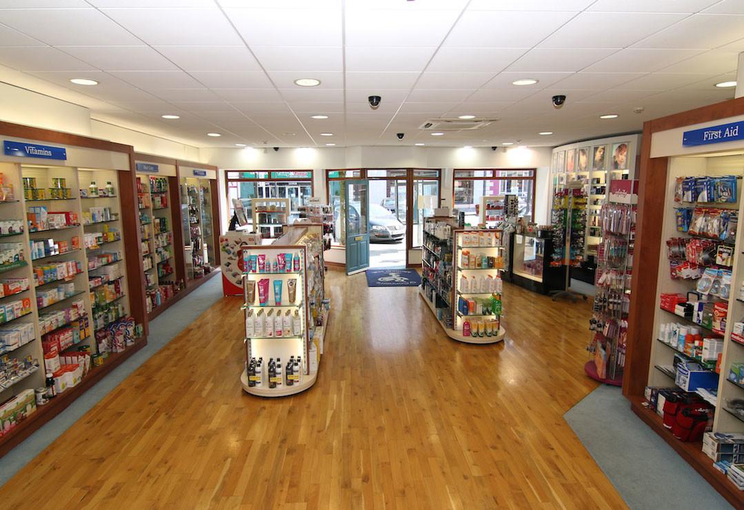 O'Connells-Medical-Hall-Swinford-Interior